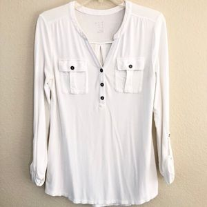 A New Day 3/4 Sleeve Shirt